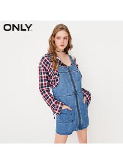 Одяг жіночий сарафан джинс 050620 Л синій