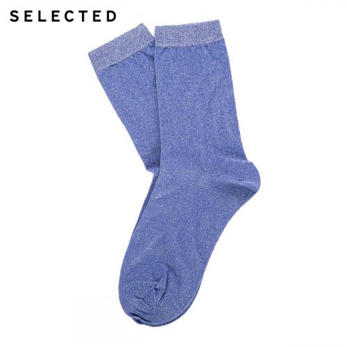 Аксессуар шкарпетки 2в1 250120 ВС персиковий з синім