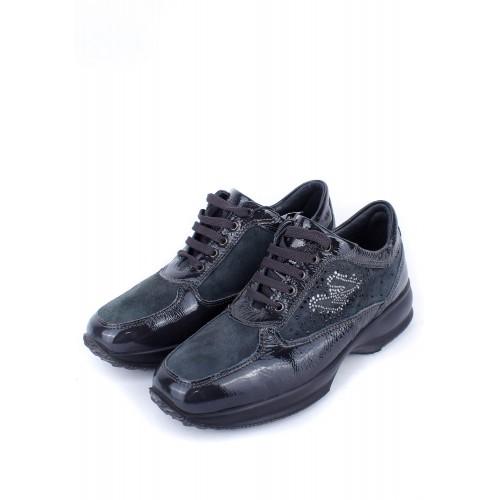 кросівки шкіра Igi&Co Італія