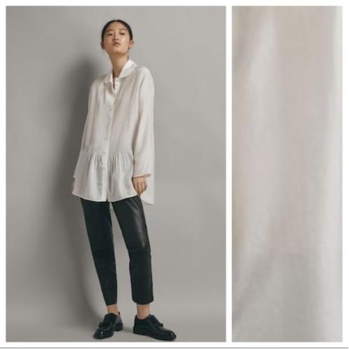 блуза шовк Massimo Dutti Іспанія