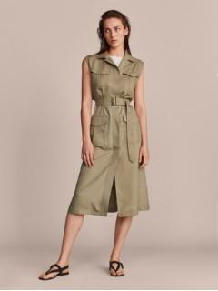 Одяг жіночий Сукня 310820 ОВ с.хакі