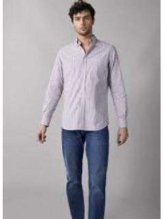 Одяг чоловічий Сорочка 310820 ОВ білий комб.