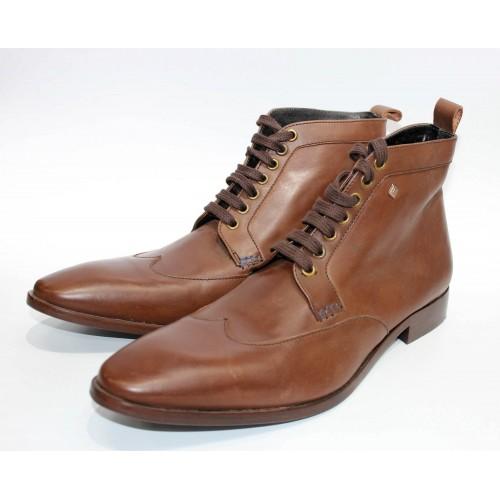 ботинки шкіра Ted Lapidus BM Європа